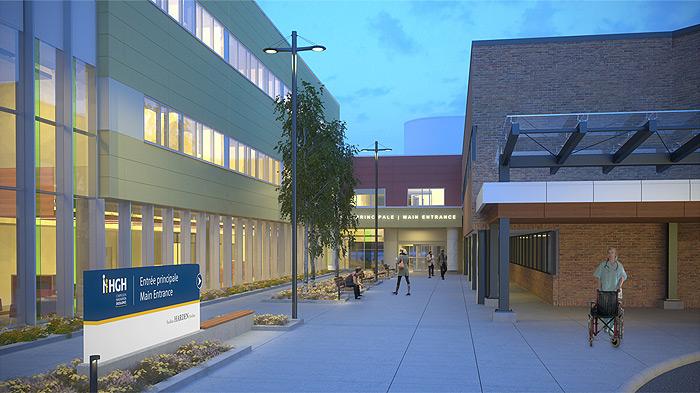 Hawksbury Hospital
